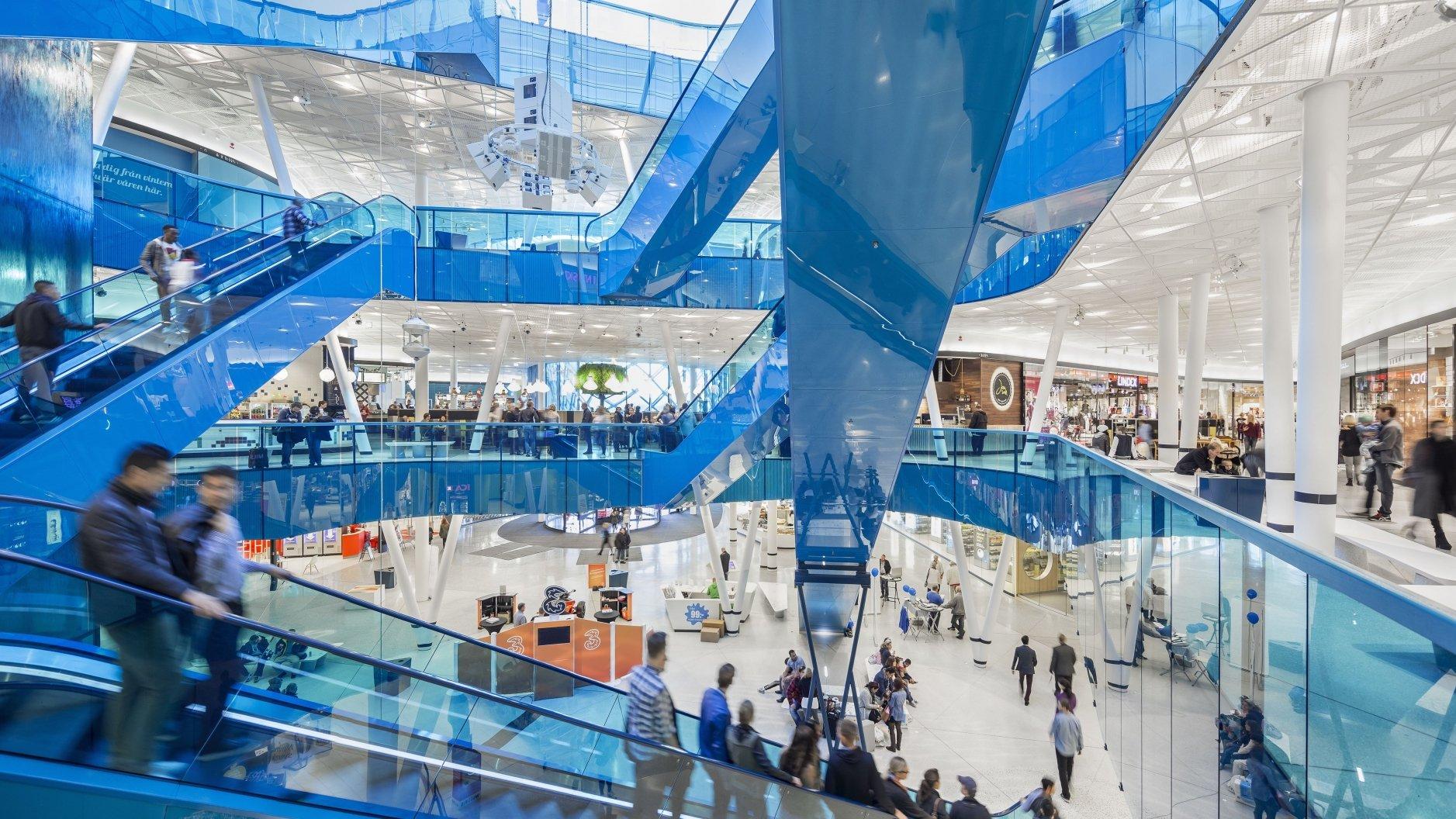 shopping malmö centrum