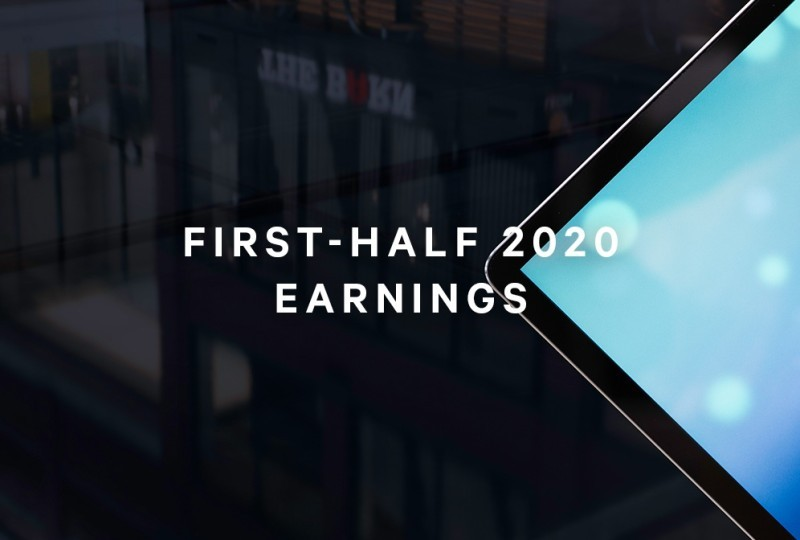 First-Half 2020 Earnings