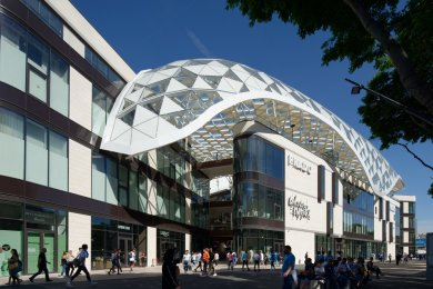 Klépierre Wins Global Prix Versailles For Prado Shopping Center